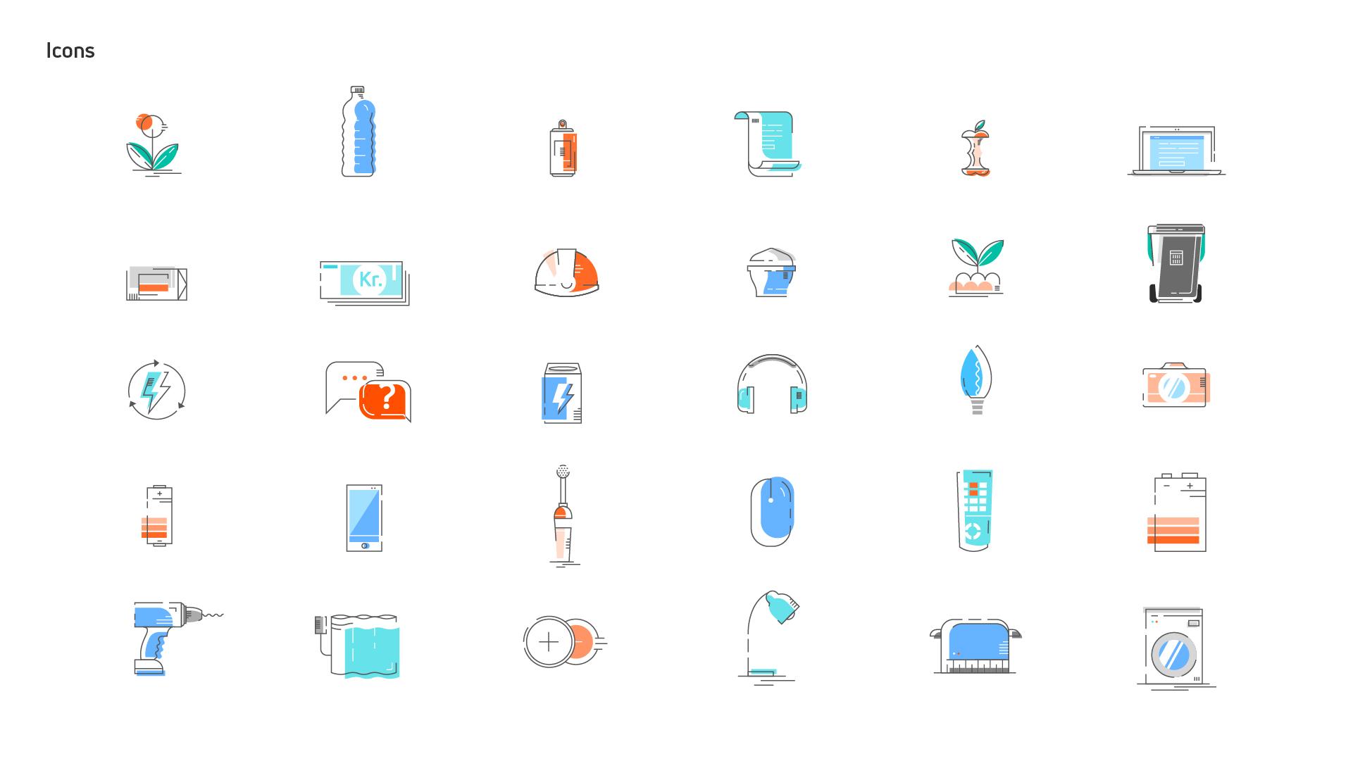 Terra-icons